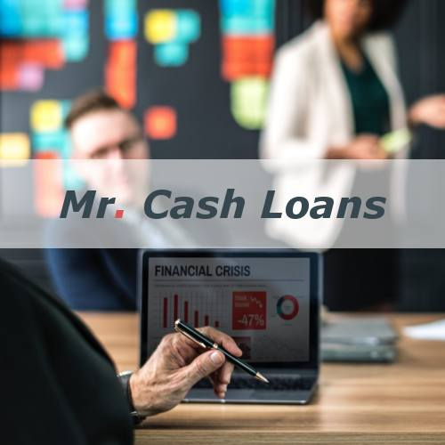 Easy Online Loans And Cash Loans Mr Cash Loans